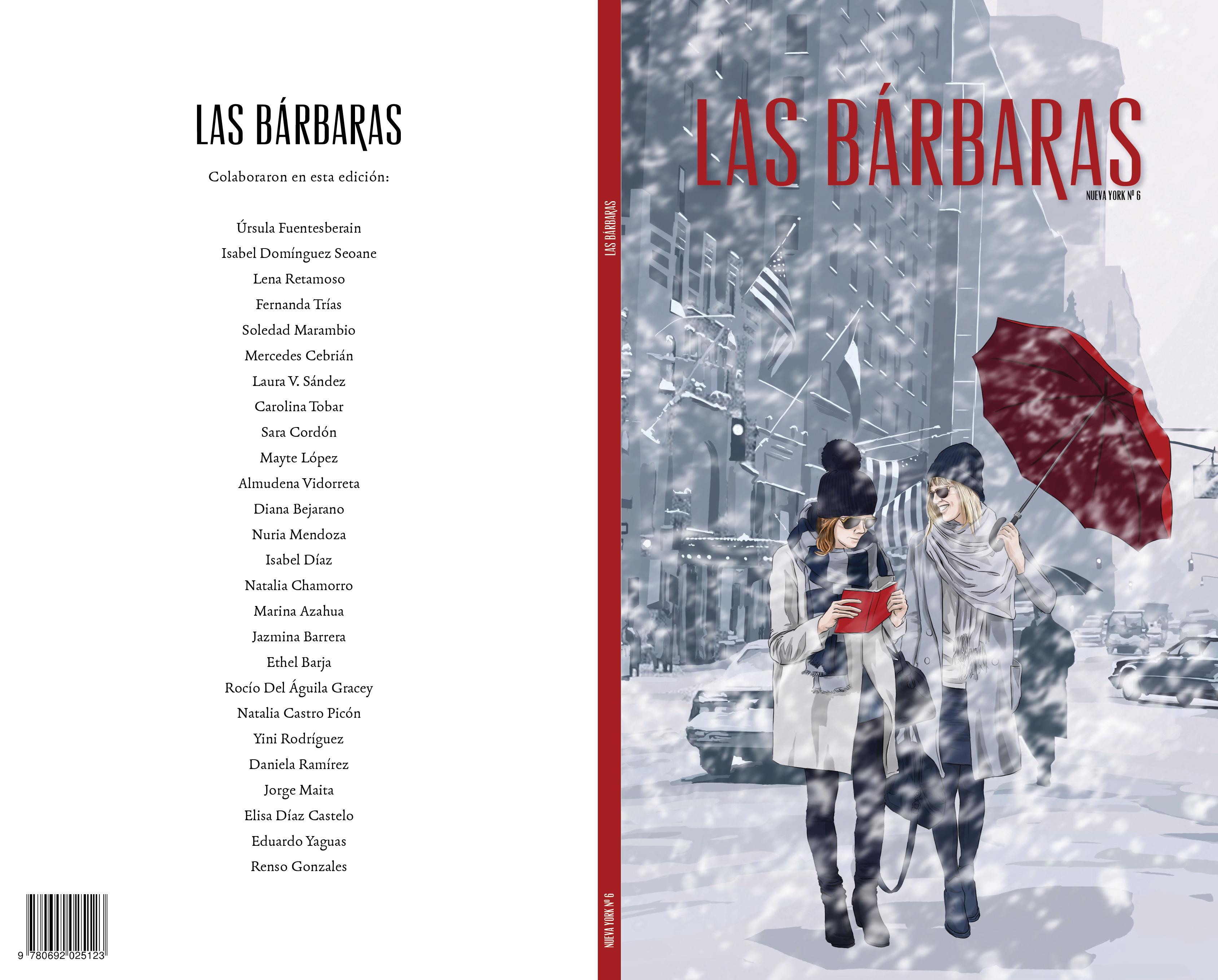 LAS BARBARAS
