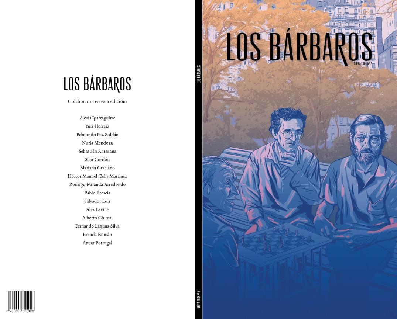 CARATULA 7 BARBAROS